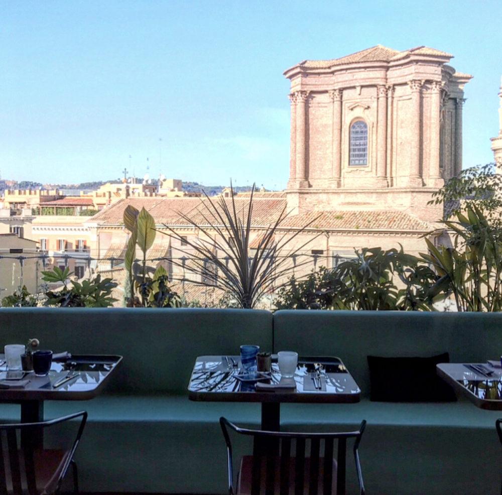Rome restaurant Mediterraneo