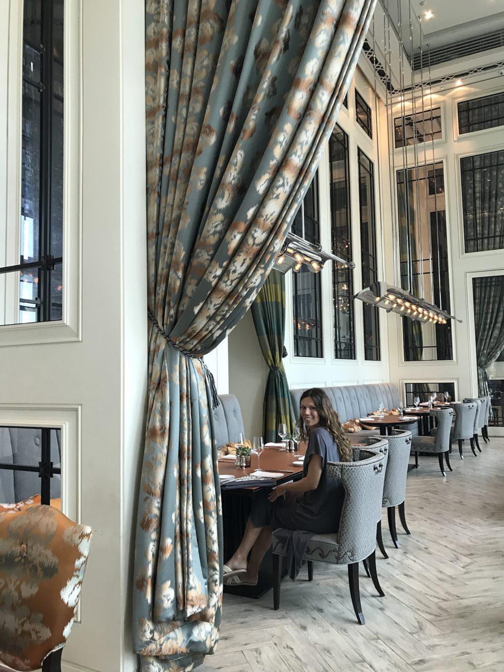Hotel breakfast singapore