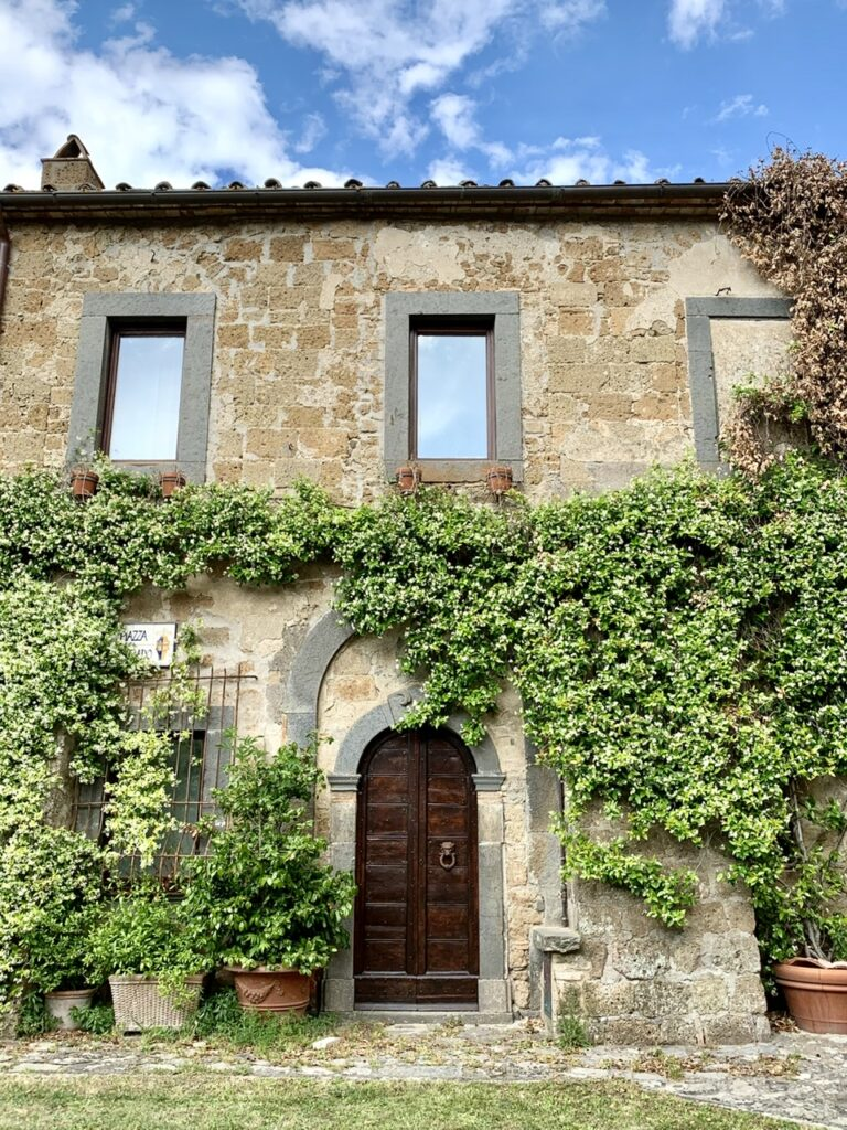 Χαρακτηριστικές εικόνες στη civita