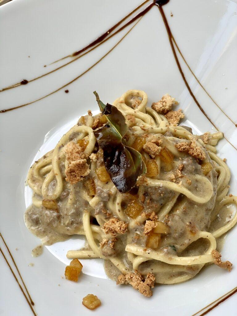 φαγητό Alma Civita